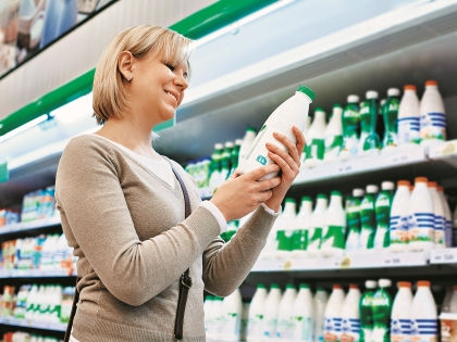 Йогурт – самый известный продукт, обогащенный пробиотиками // Shutterstock