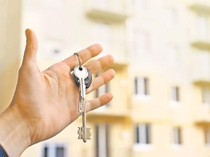 Ипотечная квартира // Shutterstock