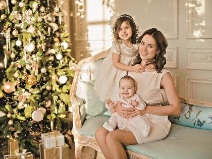 Без мерцающей гирлянды новогодняя сказка будет незавершенной // Shutterstock