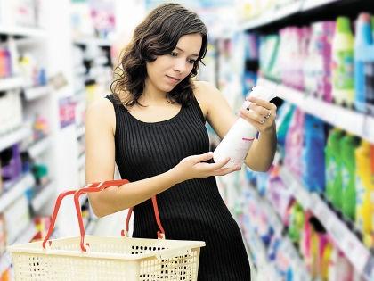 Почти любое моющее средство содержит опасные вещества // Shutterstock