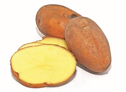 Картофельный сок отлично помогает от изжоги // Shutterstock