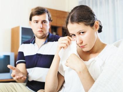 Откровенность мужа и жены не всегда должна быть абсолютной // Shutterstock