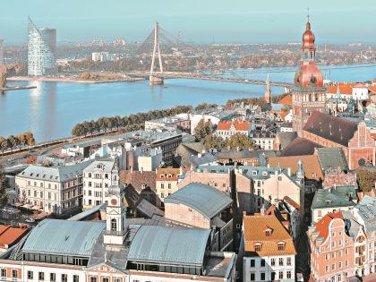Латвия // Shutterstock