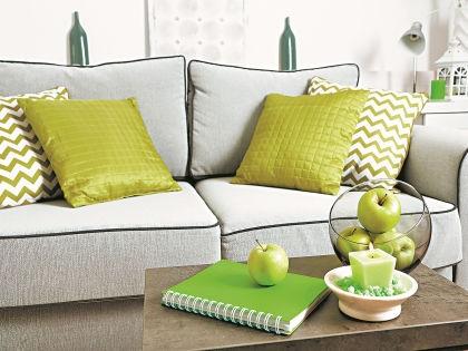 Чтобы освежить свою квартиру, много денег не надо! // Shutterstock