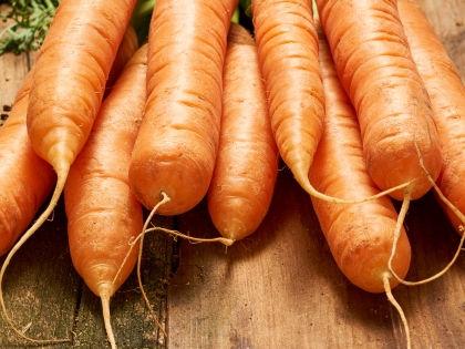 Морковь // Shutterstock