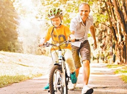 Первый велосипед // Shutterstock