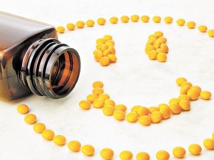 Витамины // Shutterstock