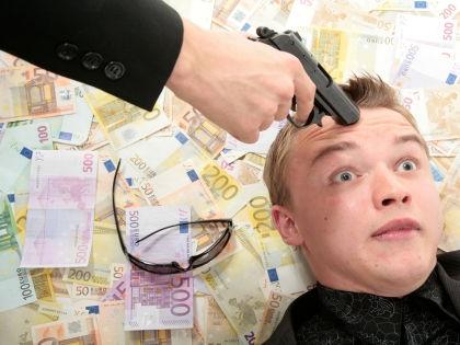 Методика работы российских коллекторов ужасает // Shutterstock