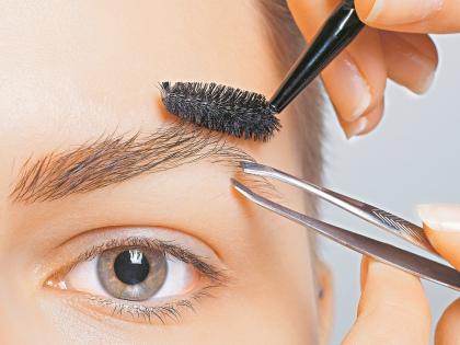 В этом году стоит забыть о бровях-ниточках. Сейчас в моде брови «под Брежнева» // Shutterstock
