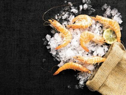 Долг правильной креветки – слабо и приятно пахнуть морем // Shutterstock