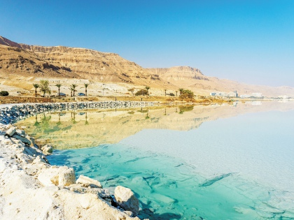 Атмосферу теплого, магического Израиля дарит нашим читателям известный журналист Марина Канцлер // Shutterstock