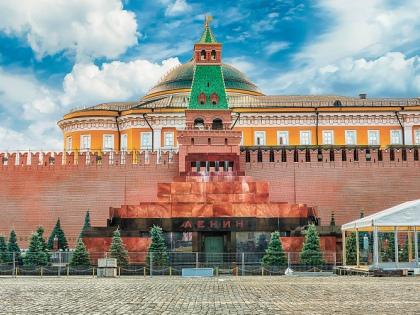 Мавзолей Ленина // Shutterstock