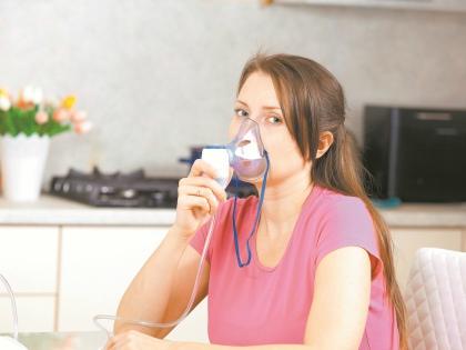 Перед ингаляцией выпустите из воды газ – лучше открыть бутылку на ночь // Shatterstock