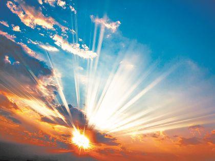 Солнце и небо // Shutterstock