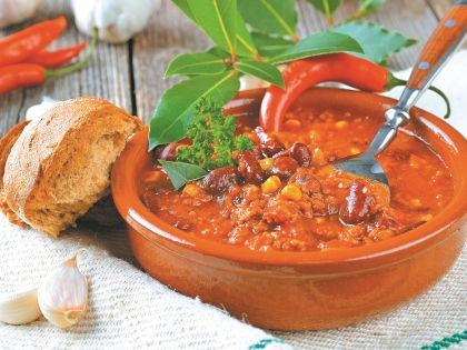 Мексиканский суп // Shutterstock