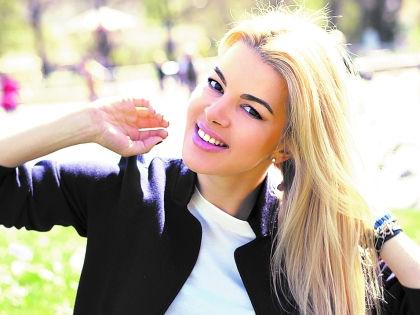 Оксана Сидоренко // instagram.com