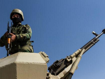 Военный в Сирии // GLOBAL LOOK Press