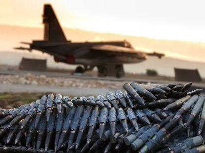 Шесть самолётов РФ нанесли удар по объектам террористов в Сирии // Global Look Press
