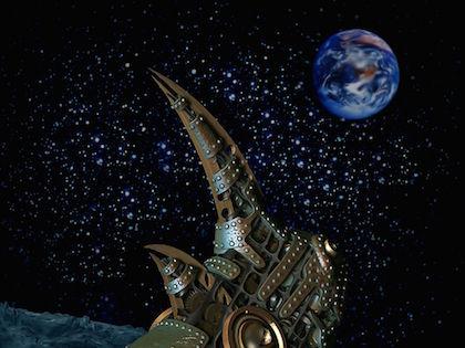 За 10 лет учёные планируют обнаружить инопланетян //  Михаил Селезнёв / Russian Look