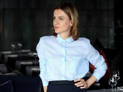 Наташа Швец в сериале «Не вместе» // телеканал «Домашний»