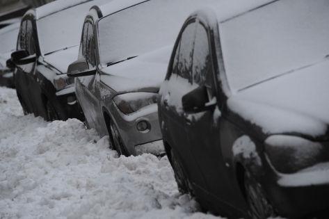 """В ближайшие дни столицу ожидает """"транспортный коллапс"""" // Global Look Press"""