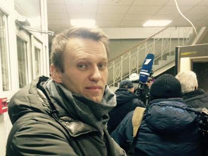 Алексей Навальный // Твиттер Алексея Навального