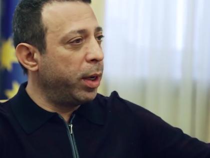 Обвинение в адрес Киева сделал зам Коломойского Геннадий Корбан //  Кадр из YouTube