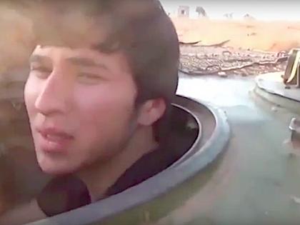 Узбекский террорист-смертник Джафар аль-Таяр //  Стоп-кадр с канала Докфильм в HD