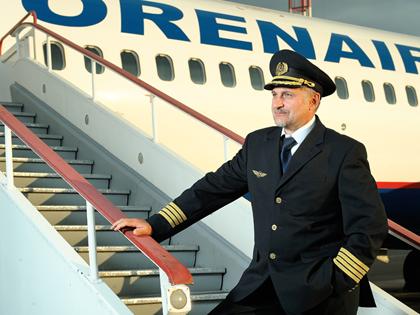 Руководство авиакомпании пообещало премировать пилотов, спасших 325 человек // orenair.ru