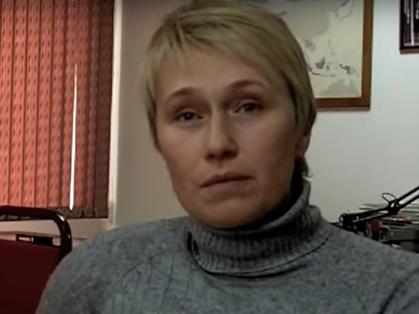 Алена Притула // Стоп-кадр YouTube