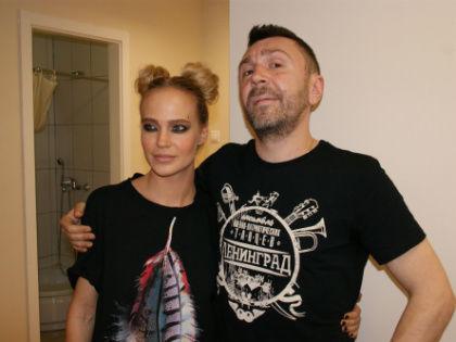 Наталья пела со Шнуровым дуэтом в 2013 году на одном из концертов «Ленинграда» // пресс-служба Глюкозы