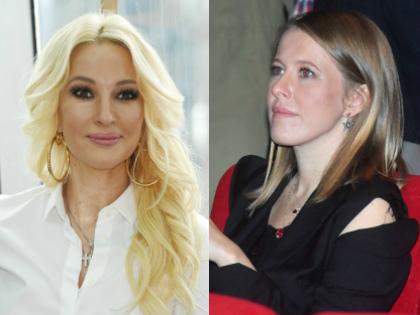 Страна обсуждает скандальные райдеры Ксении Собчак и Леры Кудрявцевой с требованиями к организаторам Премии Муз-ТВ-2017 // Global Look Press