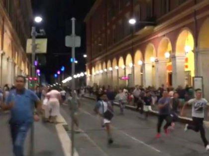 В Ницце люди пытались спастись бегством от террориста на грузовике // abcnews.go.com