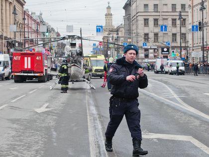"""""""Когда страна воюет, спецслужбы не должны спать"""" // Valya Egorshin / Global Look Press"""