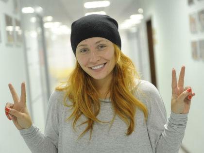 Настя Спиридонова призналась, что с годами стала нравиться себе больше // Russian Look