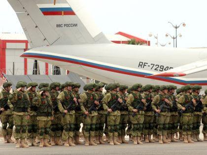 Российские военные в Сирии // Friedemann Kohler / Global Look Press