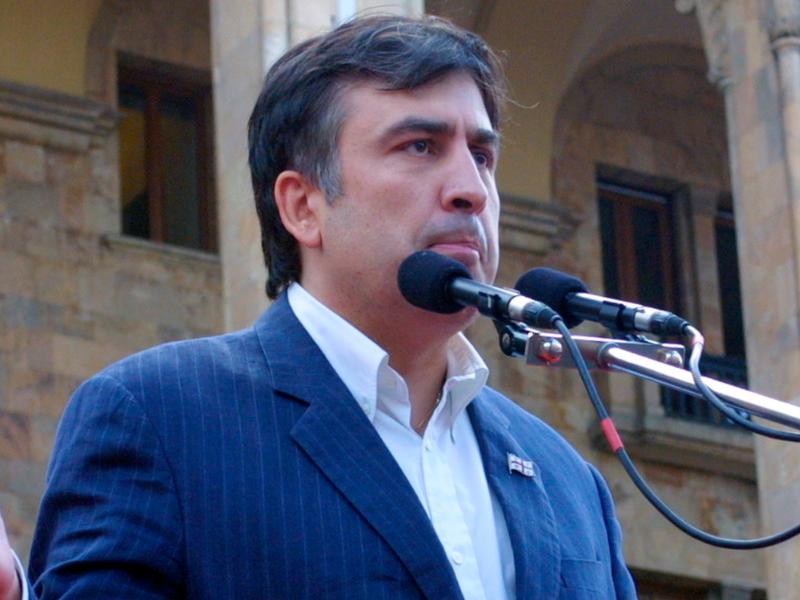 Михаил Саакашвили // Global Look Press