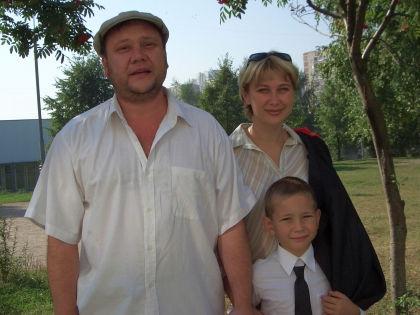 Семья Степановых // Из личного архива семьи Степановых