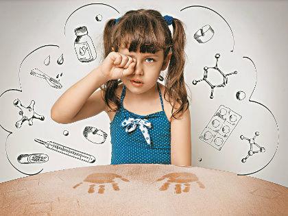 Медики говорят, что число аллергиков будет расти, это связано с нашим образом жизни, работой и бытом // Shutterstock