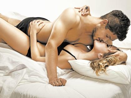 Частое занятие сексом приводит к