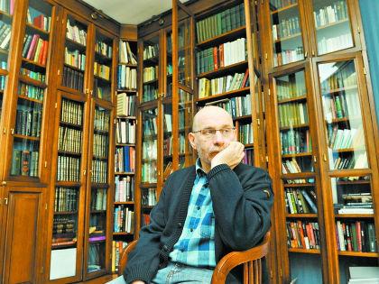 В последнее время писатель задумался о «Счастливой России» // Андрей Струнин
