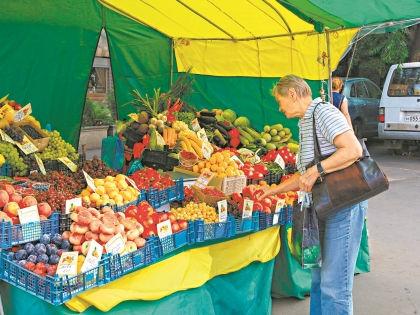 Выносная торговля // Андрей Струнин / «Собеседник»