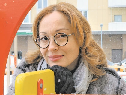 Виктория Тарасова // Андрей Струнин / «Собеседник»