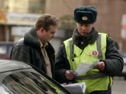 Амнистия автомобилистов // Василий Смирнов / Russian Look