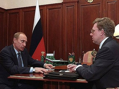 Владимир Путин и Алексей Кудрин // kremlin.ru