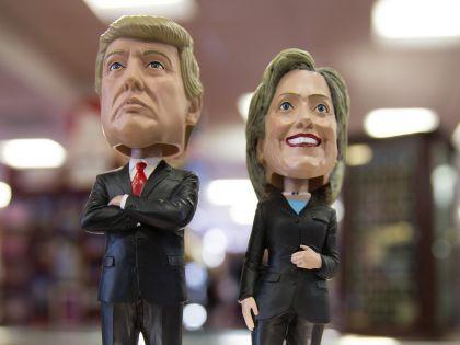 Клинтон использовала методику Трампа, ответив на его ролик, сказал эксперт // Kay Nietfeld / Global Look Press
