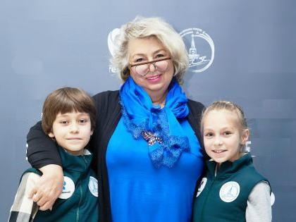 Татьяна Тарасова // пресс-служба Татьяны Тарасовой
