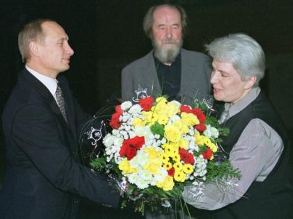 Путин не раз лично приезжал к Солженицыным // ТАСС