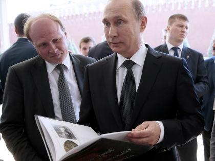 Владимир Путин // Михаил Метцель / ТАСС