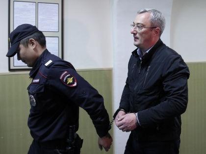 Вячеслав Гайзер подозревается в создании организованного преступного сообщества (ОПС) // Вячеслав Прокофьев / ТАСС